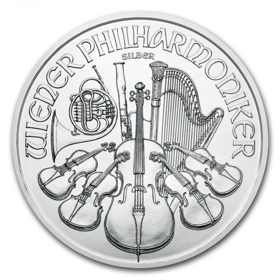 2021 1 Oz Austrian Vienna Philharmonic