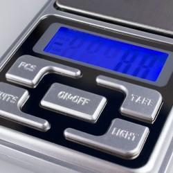 High Precision 0.1g x 500g Digital Pocket Scale