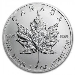 500 x 1 Oz Canadian Maple Leaf (Random Year)