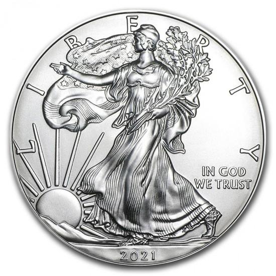 20 X 1 Oz American Silver Eagle (Random Year)