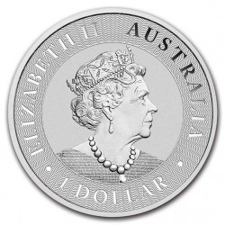 2021 1 Oz Australian Silver Kangaroo