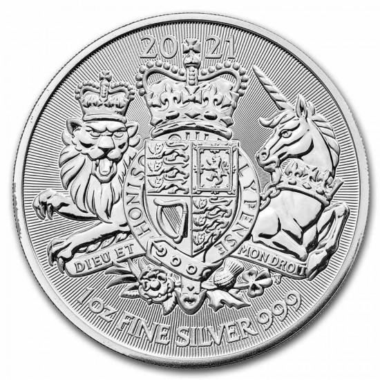 2021 1 Oz UK The Royal Arms