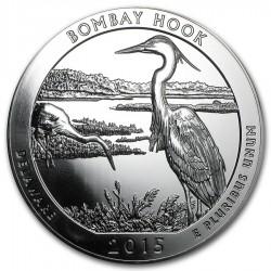 2015 5 Oz American Bombay Hook National Wild Life