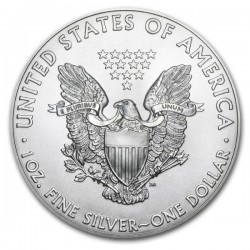 2015 1 Oz Florida Flag American Eagle Gilded