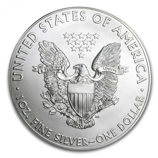 1 Oz American Silver Eagle (Random Year)