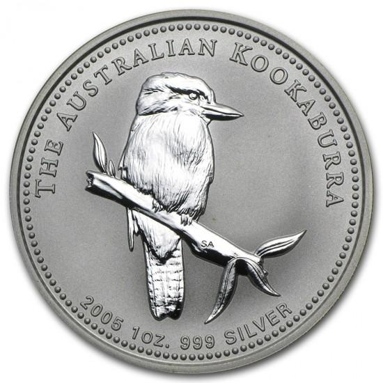 2005 1 Oz Australian Kookaburra