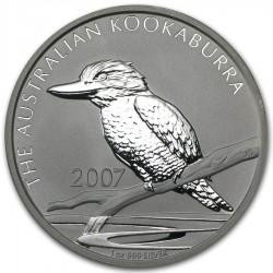 2007 1 Oz Australian Kookaburra