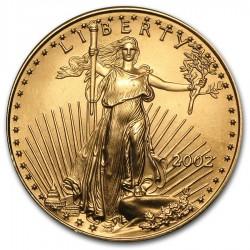 2002 1/2 Oz American Gold Eagle