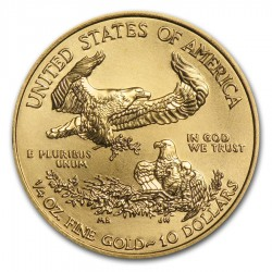2016 1/4 Oz American Gold Eagle