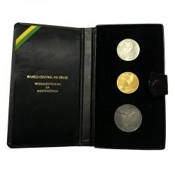 1972 Sesquicentenário da Independência Ouro