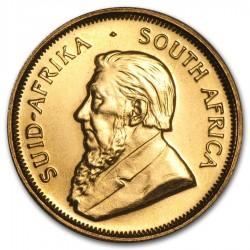 1980 1/4 Oz South Africa Gold Krugerrand