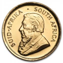 1982 1/4 Oz South Africa Gold Krugerrand