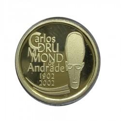 2002 Carlos Drummond de Andrade Ouro
