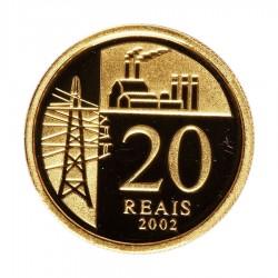 2002 Juscelino Kubitschek Ouro