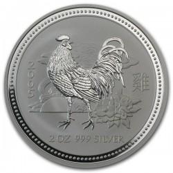 2005 2 Oz Australian Lunar Rooster