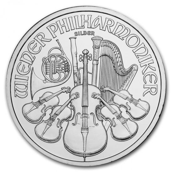 1 Oz Austrian Vienna Philharmonic (Random Year)